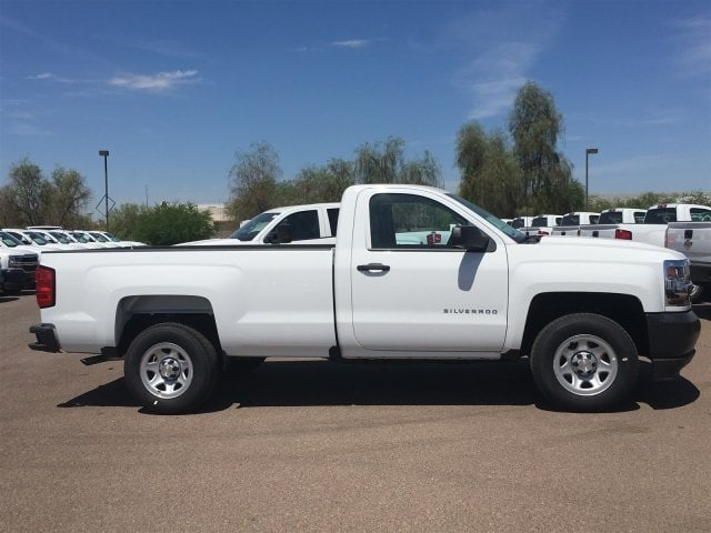 2018 Silverado 1500 Regular Cab 4x2,  Pickup #JZ371792 - photo 3