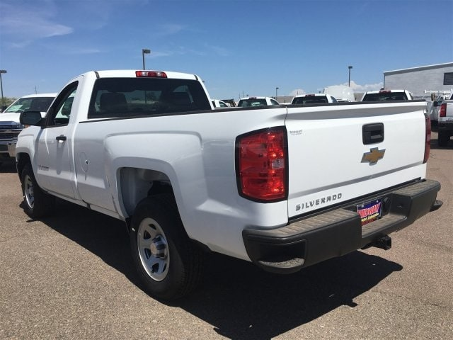 2018 Silverado 1500 Regular Cab 4x2,  Pickup #JZ371792 - photo 2