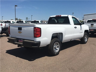 2018 Silverado 1500 Regular Cab 4x2,  Pickup #JZ371792 - photo 4
