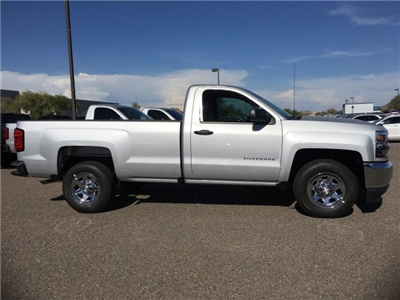 2018 Silverado 1500 Regular Cab 4x2,  Pickup #JZ371904 - photo 3
