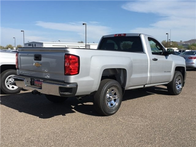 2018 Silverado 1500 Regular Cab 4x2,  Pickup #JZ371904 - photo 4