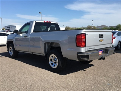 2018 Silverado 1500 Regular Cab 4x2,  Pickup #JZ371904 - photo 2