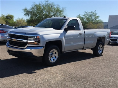 2018 Silverado 1500 Regular Cab 4x2,  Pickup #JZ371904 - photo 1