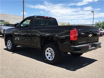 2018 Silverado 1500 Regular Cab 4x2,  Pickup #JZ371911 - photo 2
