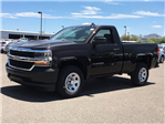2018 Silverado 1500 Regular Cab 4x2,  Pickup #JZ371911 - photo 1