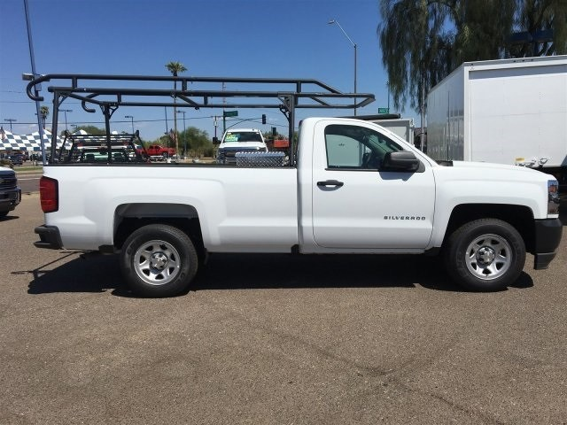 2018 Silverado 1500 Regular Cab 4x2,  Pickup #JZ372417 - photo 3