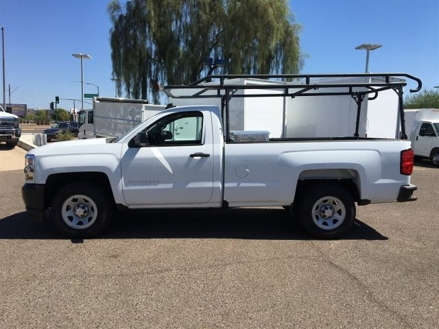 2018 Silverado 1500 Regular Cab 4x2,  Pickup #JZ372417 - photo 7