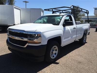 2018 Silverado 1500 Regular Cab 4x2,  Pickup #JZ372417 - photo 1