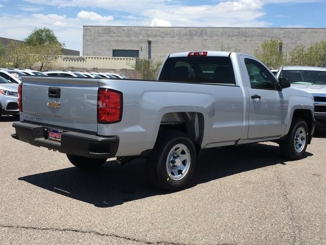 2018 Silverado 1500 Regular Cab 4x2,  Pickup #JZ372693 - photo 3