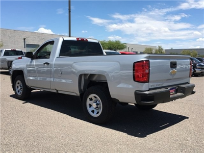 2018 Silverado 1500 Regular Cab 4x2,  Pickup #JZ372693 - photo 2