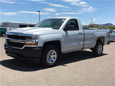2018 Silverado 1500 Regular Cab 4x2,  Pickup #JZ372693 - photo 1