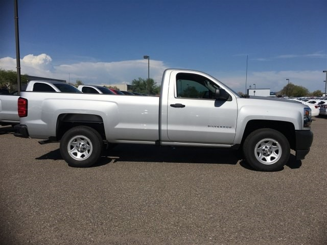 2018 Silverado 1500 Regular Cab 4x2,  Pickup #JZ372843 - photo 3