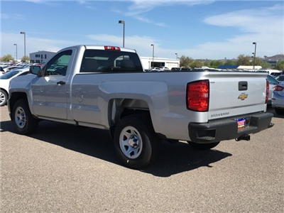 2018 Silverado 1500 Regular Cab 4x2,  Pickup #JZ372843 - photo 5