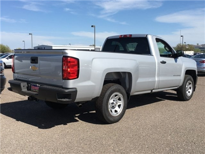 2018 Silverado 1500 Regular Cab 4x2,  Pickup #JZ372843 - photo 4