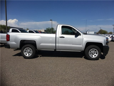 2018 Silverado 1500 Regular Cab 4x2,  Pickup #JZ372843 - photo 2