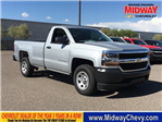 2018 Silverado 1500 Regular Cab 4x2,  Pickup #JZ372843 - photo 1