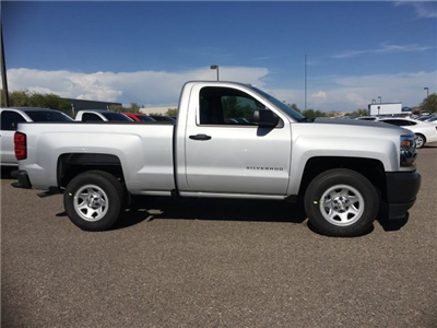 2018 Silverado 1500 Regular Cab 4x2,  Pickup #JZ373006 - photo 3