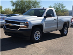 2018 Silverado 1500 Regular Cab 4x2,  Pickup #JZ373006 - photo 1