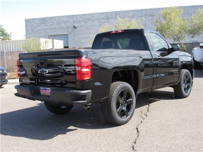 2018 Silverado 1500 Regular Cab 4x2,  Pickup #JZ373204 - photo 3
