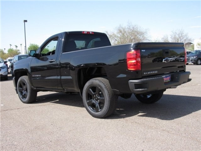 2018 Silverado 1500 Regular Cab 4x2,  Pickup #JZ373204 - photo 2