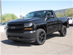 2018 Silverado 1500 Regular Cab 4x2,  Pickup #JZ373204 - photo 1
