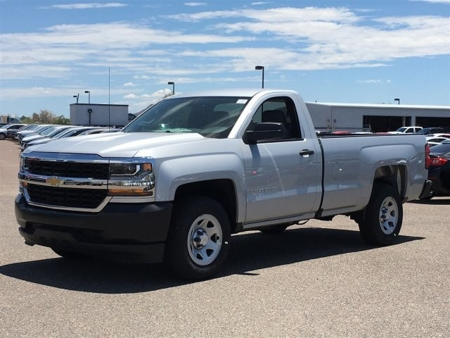 2018 Silverado 1500 Regular Cab 4x2,  Pickup #JZ373816 - photo 1