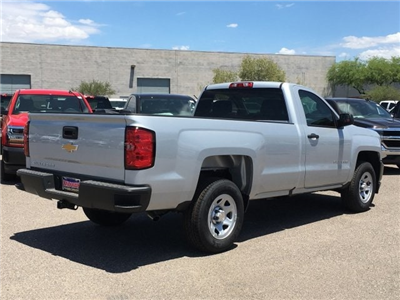 2018 Silverado 1500 Regular Cab 4x2,  Pickup #JZ373816 - photo 3