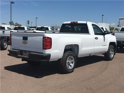 2018 Silverado 1500 Regular Cab 4x2,  Pickup #JZ374460 - photo 4