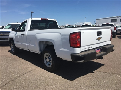 2018 Silverado 1500 Regular Cab 4x2,  Pickup #JZ374460 - photo 2