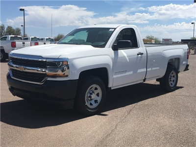 2018 Silverado 1500 Regular Cab 4x2,  Pickup #JZ374460 - photo 1