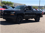2018 Silverado 1500 Regular Cab 4x2,  Pickup #JZ375119 - photo 1