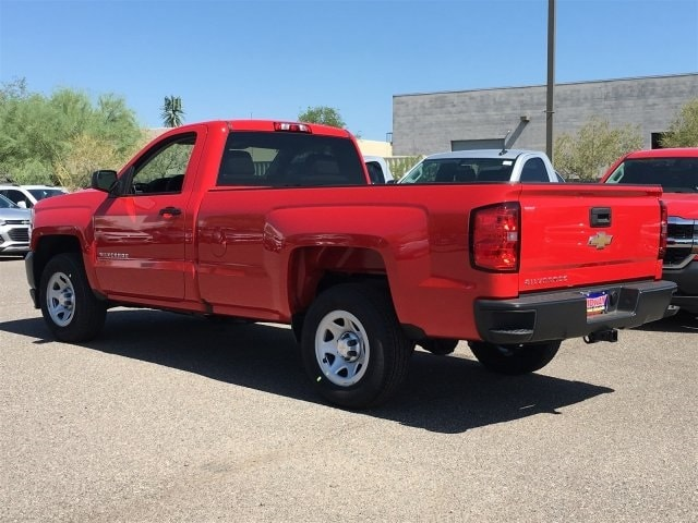 2018 Silverado 1500 Regular Cab 4x2,  Pickup #JZ375328 - photo 2