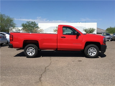 2018 Silverado 1500 Regular Cab 4x2,  Pickup #JZ375328 - photo 3