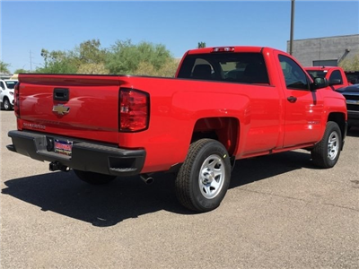 2018 Silverado 1500 Regular Cab 4x2,  Pickup #JZ375328 - photo 4