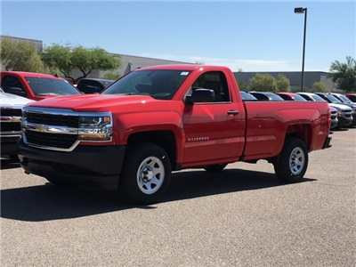2018 Silverado 1500 Regular Cab 4x2,  Pickup #JZ375328 - photo 1