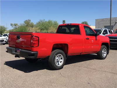 2018 Silverado 1500 Regular Cab 4x2,  Pickup #JZ375488 - photo 3