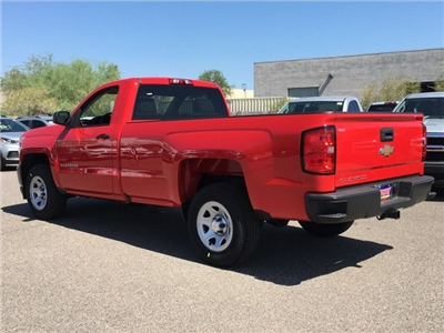 2018 Silverado 1500 Regular Cab 4x2,  Pickup #JZ375488 - photo 5