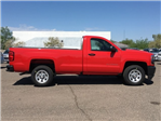 2018 Silverado 1500 Regular Cab 4x2,  Pickup #JZ375488 - photo 2