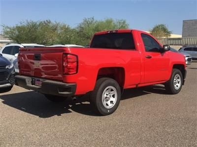 2018 Silverado 1500 Regular Cab 4x2,  Pickup #JZ375601 - photo 4