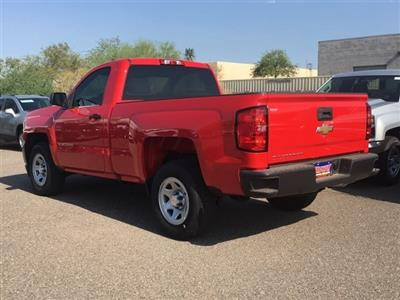 2018 Silverado 1500 Regular Cab 4x2,  Pickup #JZ375601 - photo 2