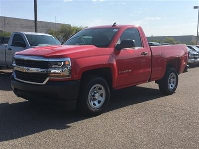 2018 Silverado 1500 Regular Cab 4x2,  Pickup #JZ375601 - photo 1