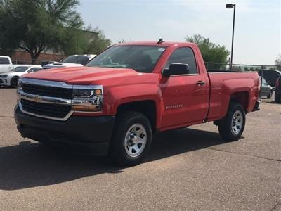 2018 Silverado 1500 Regular Cab 4x2,  Pickup #JZ375620 - photo 1