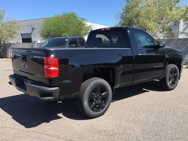 2018 Silverado 1500 Regular Cab 4x2,  Pickup #JZ376285 - photo 4