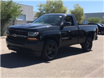 2018 Silverado 1500 Regular Cab 4x2,  Pickup #JZ376285 - photo 1