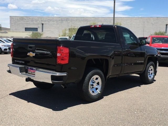 2018 Silverado 1500 Regular Cab 4x2,  Pickup #JZ376625 - photo 3