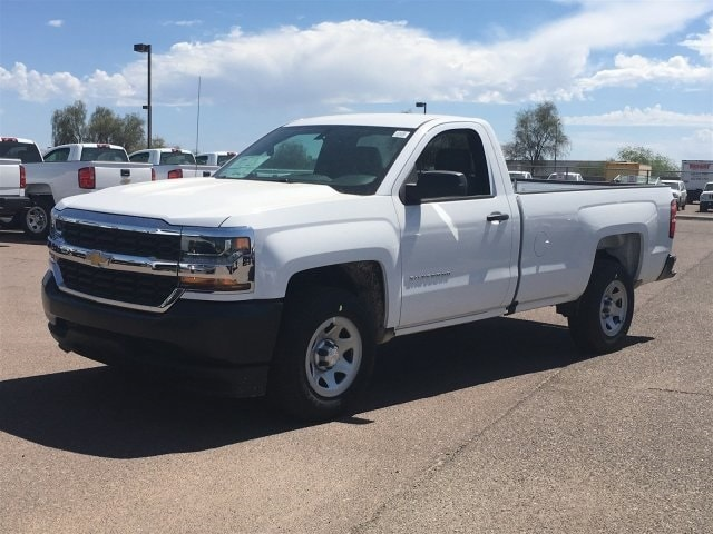 2018 Silverado 1500 Regular Cab 4x2,  Pickup #JZ382306 - photo 1