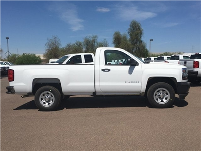 2018 Silverado 1500 Regular Cab 4x2,  Pickup #JZ382306 - photo 3
