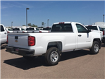 2018 Silverado 1500 Regular Cab 4x2,  Pickup #JZ382306 - photo 4
