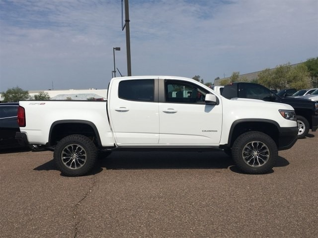 2019 Colorado Crew Cab 4x4,  Pickup #K1100692 - photo 3