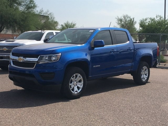 2019 Colorado Crew Cab 4x2,  Pickup #K1105245 - photo 1